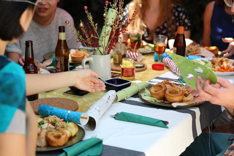 asertywność przy świątecznym stole
